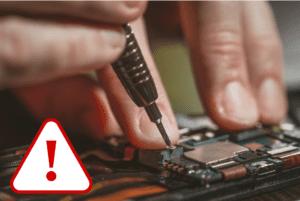 Emergency Phone System Repair